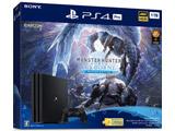 """PlayStation4 Pro""""モンスターハンターワールド:アイスボーンマスターエディション"""" Starter Pack [ゲーム機本体] [CUHJ-10032]"""