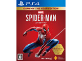 Marvel's Spider-Man Game of the Year Edition 【PS4ゲームソフト】