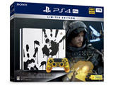 PlayStation 4 Pro (プレイステーション4 プロ) DEATH STRANDING LIMITED EDITION [ゲーム機本体] [PS4 Pro] [CUHJ-10033]