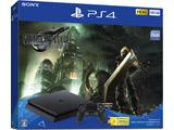 【PS4】PS4本体とソフトがセットになった『PlayStation4 FINAL FANTASY VII REMAKE Pack』ご予約受付中!