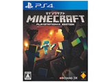Minecraft (マインクラフト) : PlayStation4 Edition 【PS4ゲームソフト】