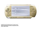プレイステーション ポータブル シャンパンゴールド PSP-1000CG
