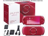 プレイステーション ポータブル ラディアントレッド PSP-3000RR