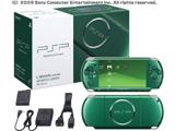 プレイステーション ポータブル スピリティッドグリーン PSP-3000SG