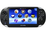 PlayStation Vita 3G/Wi-Fiモデル クリスタル・ブラック 初回限定版(50万台数量限定) [PCH-1100 AA01]