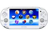 PlayStationVita クリスタル・ホワイト Wi-Fiモデル [PCH-1000 ZA02]