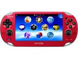 PS Vita 3G/Wi-Fiモデル コズミック・レッド