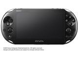〔中古〕 PlayStation Vita(プレイステーション ヴィータ) Wi-Fiモデル ブラック[PCH-2000 ZA11]