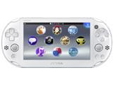 PlayStation Vita Wi-Fiモデル PCH-2000 ホワイト [PCH-2000ZA12]