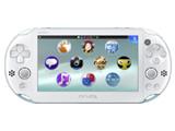 PlayStation Vita Wi-Fiモデル PCH-2000 ライトブルー/ホワイト [PCH-2000ZA14]