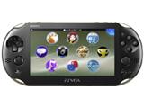 PlayStation Vita Wi-Fiモデル PCH-2000 カーキ/ブラック [PCH-2000ZA16]