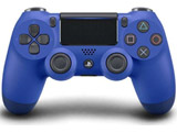 PS4専用ワイヤレスコントローラー [DUALSHOCK4] ウェイブ・ブルー [PS4] [CUH-ZCT2J12]