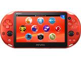 【在庫限り】 PlayStation Vita (プレイステーション・ヴィータ) Wi-Fiモデル PCH-2000 メタリック・レッド [ゲーム機本体]