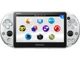 〔中古品〕 PlayStation Vita(プレイステーション ヴィータ) Wi-Fiモデル シルバー [PCH-2000 ZA25]
