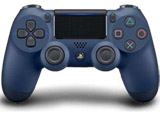 PS4専用ワイヤレスコントローラー [DUALSHOCK4] ミッドナイト・ブルー [CUH-ZCT2J22]