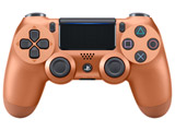 PS4専用ワイヤレスコントローラー [DUALSHOCK4] カッパー [CUH-ZCT2J24]