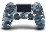PS4専用ワイヤレスコントローラー [DUALSHOCK 4] ブルー・カモフラージュ [CUH-ZCT2J25]