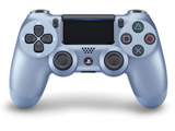 PS4専用ワイヤレスコントローラー [DUALSHOCK4] チタン・ブルー [PS4] [CUH-ZCT2J28]