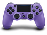 PS4専用ワイヤレスコントローラー [DUALSHOCK4] エレクトリック・パープル [PS4] [CUH-ZCT2J29]