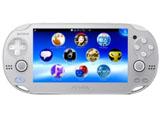 PlayStation Vita Wi-Fiモデル アイス・シルバー [PCHJ-10007]