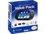 PS Vita Value Pack 3G/Wi-Fiモデル クリスタル・ブラック
