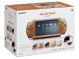 プレイステーション ポータブル バリューパック マットブロンズ PSPJ-20002
