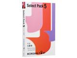 〔Win・Mac版/ライセンス〕 MORISAWA Font Select Pack 5≪M019452≫