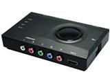 HDゲームキャプチャーBOX (REX-HDGCBOX1)/REXHDGCBOX1/ブラック