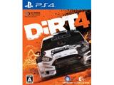 DiRT4 【PS4ゲームソフト】