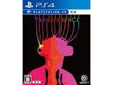 【在庫限り】 トランスファレンス 【PS4ゲームソフト】