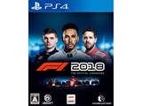 【09/20発売予定】 F1 2018 【PS4ゲームソフト】
