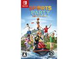 【11/15発売予定】 スポーツパーティー 【Switchゲームソフト】