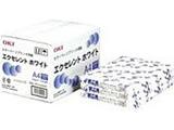 【純正】 レーザープリンタ用紙 エクセレントホワイト (A4・2000枚) PPR-CA4NA