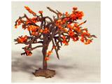 【Nゲージ】24-085 柿の木40mm(3本入)