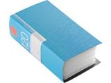 BSCD01F120BL (CD/DVDファイル/ブックタイプ/120枚収納/ブルー)