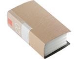 BSCD01F120BG (CD/DVDファイル/ブックタイプ/120枚収納/ベージュ)