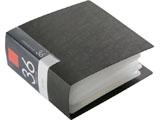 BSCD01F36BK (CD/DVDファイル/ブックタイプ/36枚収納/ブラック)