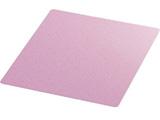 マウスパッド 再生PETタイプ 測れる目盛り付 (ピンク) BSPD12PK