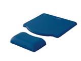 BPD-G05/BL-A (GELマウスパッド/ブルー/リストレスト付き)