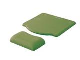 BPD-G05/GR-A (GELマウスパッド/グリーン/リストレスト付き)