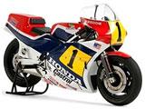 1/12 オートバイシリーズ No.125 Honda NS500 '84
