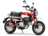 1/12 オートバイシリーズ No.134 Honda モンキー125 [14134]