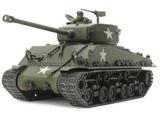 1/48 ミリタリーミニチュアシリーズ アメリカ戦車 M4A3E8 シャーマン イージーエイト プラモデル