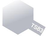タミヤカラースプレー TS-83 メタルシルバー