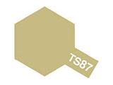 タミヤカラースプレー TS-87 チタンゴールド