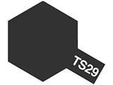 タミヤカラースプレー TS-29 セミグロスブラック