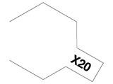 タミヤカラー エナメル溶剤特大(X-20 250ml)