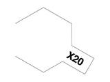 タミヤカラー アクリル溶剤特大(X-20A 250ml)