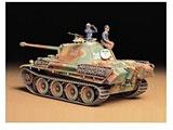 1/35 ドイツ戦車 パンサーG(後期型)