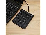 テンキー  ブラック TENUS02/BK [USB /有線]